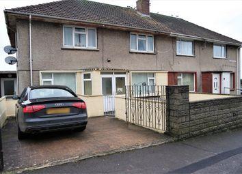 Thumbnail 2 bed flat for sale in Sunnybank, Pyle, Bridgend, Mid Glamorgan