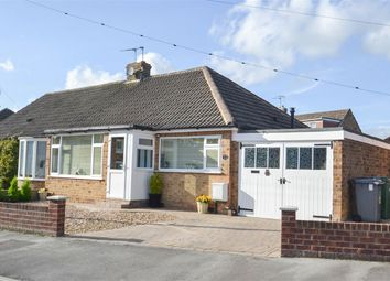 Thumbnail 2 bed semi-detached bungalow for sale in Ashley Park Crescent, York