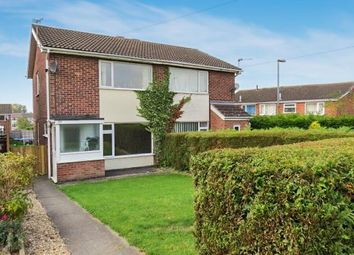 Thumbnail 2 bed semi-detached house to rent in Solway Close, Melton Mowbray