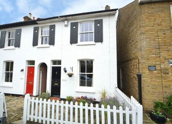 Thumbnail 2 bed cottage for sale in South Road, Weybridge, Surrey