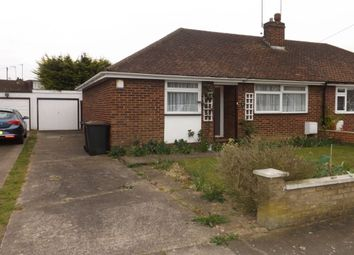 Thumbnail 2 bed bungalow for sale in Chapterhouse Road, Luton