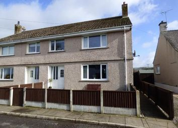 Thumbnail 3 bed semi-detached house for sale in Dryfebridge, Lockerbie, Dumfries And Galloway
