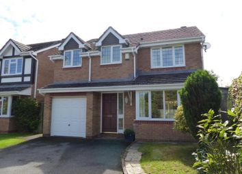 Thumbnail 4 bed detached house for sale in Wood Close, Basingstoke