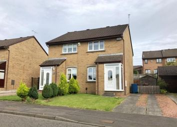 Thumbnail 2 bed semi-detached house for sale in Micklehouse Road, Springhill, Baillieston, Glasgow
