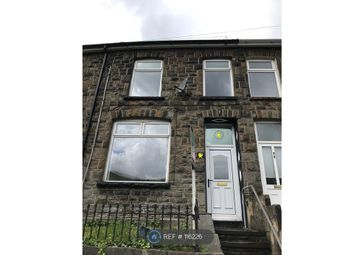 Thumbnail 3 bed terraced house to rent in Pleasant View, Tylorstown, Ferndale