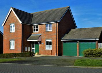 Thumbnail 4 bed detached house for sale in Speedwell Road, Mariners View, Whitstable, Kent