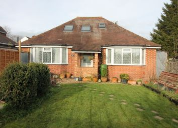 Thumbnail 4 bed detached bungalow for sale in Downside Avenue, Findon Valley