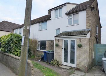 Thumbnail 5 bed semi-detached house for sale in High Street, Earith, Huntingdon