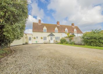 Thumbnail 4 bedroom semi-detached house for sale in Chapmans Close, Chiselhampton, Oxford