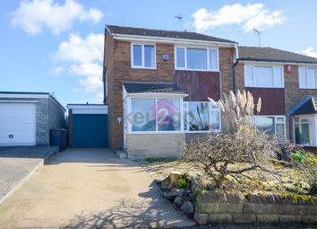 Thumbnail 3 bed semi-detached house for sale in Firthwood Avenue, Coal Aston, Dronfield