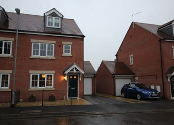 Thumbnail 3 bed detached house for sale in Jenkins Avenue, Retford
