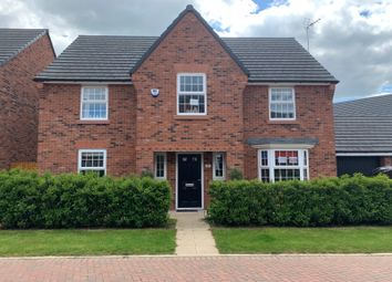 Thumbnail 4 bed detached house for sale in Snow Crest Place, Stapeley, Nantwich