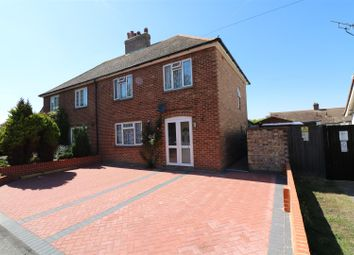 Thumbnail 3 bed semi-detached house for sale in Burch Avenue, Sandwich