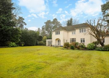 Thumbnail 5 bedroom detached house to rent in Brockenhurst Road, South Ascot