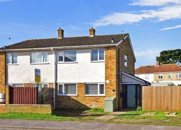 Thumbnail 3 bedroom semi-detached house for sale in Harden Road, Lydd, Romney Marsh, Kent