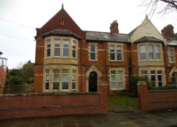 Thumbnail 4 bed maisonette to rent in Plymouth Road, Penarth