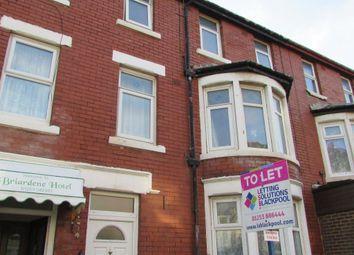 Thumbnail 1 bedroom flat to rent in Osborne Road, Blackpool, Lancashire