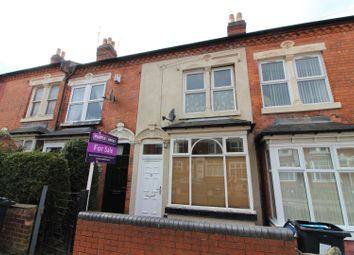 Thumbnail 2 bed terraced house for sale in Southfield Avenue, Birmingham
