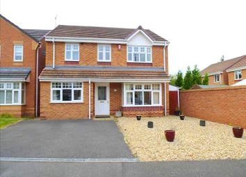 Thumbnail 4 bedroom detached house for sale in Yoxall Drive, Derby