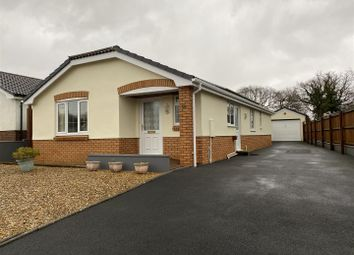 Thumbnail 3 bed detached bungalow for sale in Gilfach Y Gog, Penygroes, Llanelli
