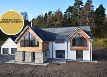 Thumbnail 4 bed detached house for sale in Broomhill, Nethy Bridge