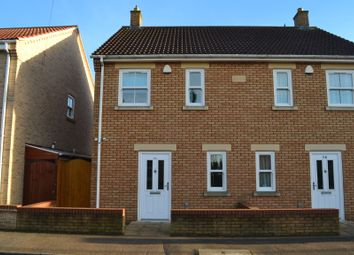 Thumbnail 2 bedroom semi-detached house for sale in Westfield Road, Manea