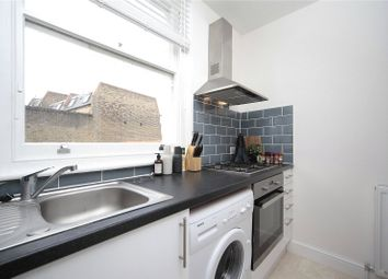 Thumbnail 1 bed flat to rent in Northcote Road, Battersea, London
