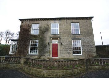 Thumbnail 4 bed detached house to rent in Halifax Road, Brighouse