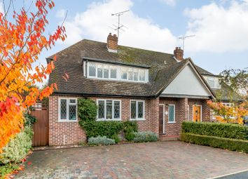 Thumbnail 4 bed semi-detached house for sale in Fortescue Road, Weybridge