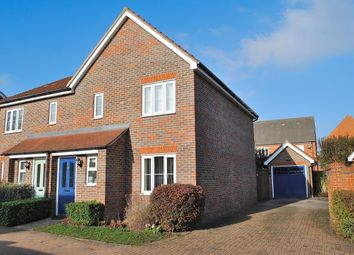 Thumbnail 3 bed terraced house for sale in Cox's Gardens, Bishop's Stortford