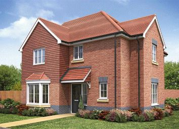 Thumbnail 4 bed detached house for sale in The Clifford, Sutton Grange, Shrewsbury