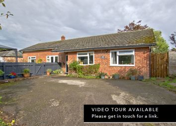 Thumbnail 3 bed detached bungalow for sale in Gills Hill, Bourn, Cambridge