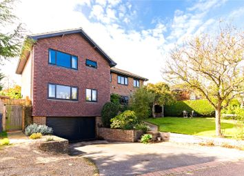 Thumbnail 6 bed detached house for sale in Mill Lane, Rodmell, Lewes