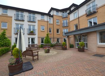 Thumbnail 1 bed flat for sale in Fenwick Road, Giffnock