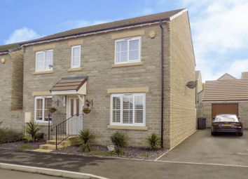 Thumbnail 4 bed detached house for sale in Dew Pond Close, Purton, Swindon