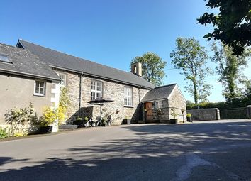 Thumbnail 4 bed detached house for sale in Llanrhystud