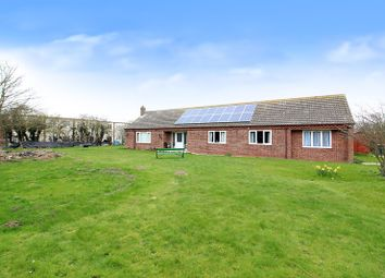 Thumbnail 4 bed detached bungalow for sale in Newport Road, Hemsby, Great Yarmouth