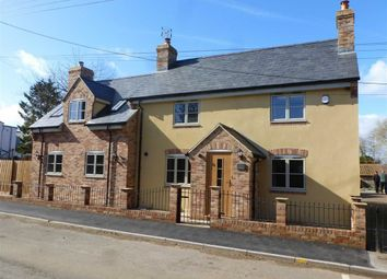 Thumbnail 4 bed cottage for sale in Churchend, Slimbridge