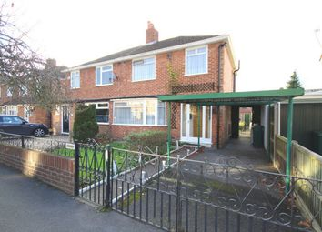 Thumbnail 3 bed semi-detached house for sale in Brightside Avenue, Staines Upon Thames, Surrey