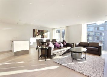 Thumbnail 2 bed flat to rent in Lockside House, 4 Park Street, Chelsea Creek
