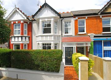 Thumbnail 3 bed property for sale in Leighton Road, London