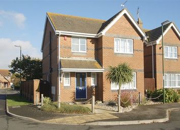 Thumbnail 3 bed detached house for sale in Elcombe Close, Bracklesham Bay, Chichester