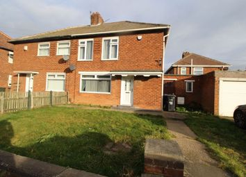 Thumbnail 2 bedroom semi-detached house for sale in Brancepeth Avenue, Middlesbrough