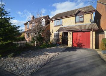 Thumbnail 3 bed detached house for sale in Russley Close, Peatmoor, Swindon
