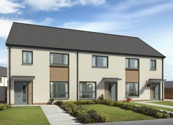 Thumbnail 2 bed terraced house for sale in Glendevon Drive, Stirling