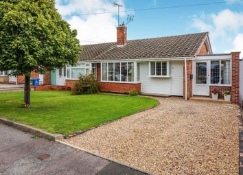Thumbnail 2 bedroom semi-detached bungalow for sale in Conway Drive, Worksop