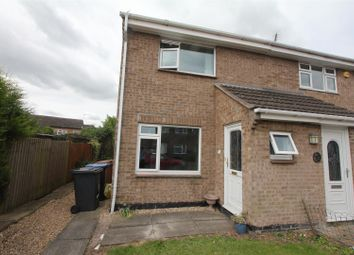 Thumbnail 2 bed semi-detached house for sale in Orchard Close, Barlestone, Nuneaton