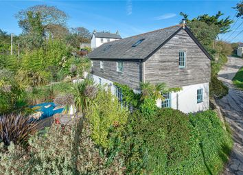 Thumbnail 4 bed detached house for sale in Mawla, Cornwall