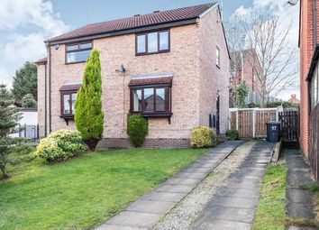 Thumbnail 2 bed semi-detached house for sale in Nether Ley Court, Chapeltown, Sheffield, South Yorkshire