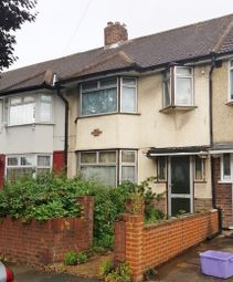 Thumbnail 3 bed terraced house for sale in Manor Way, Mitcham, Surrey